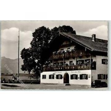 51888724 - Hundham , Kr Miesbach Gasthaus Zum alten Wirt Metzgerei Florian Linde