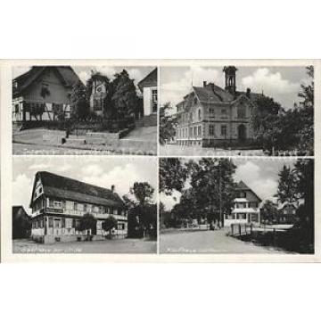 31728485 Zusenhofen Schule Kriegerdenkmal Gasthaus zur Linde  Oberkirch