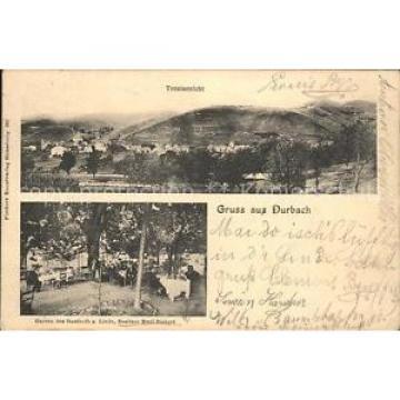 31728589 Durbach Garten Gasthof z. Linde Durbach Schwarzwald