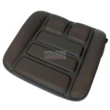 Seat Cushion Seat Pillow Fits Grammer DS85 / 90 AR PVC Black Linde Forklift