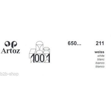 Artoz 1001- 20 Stück Einzelkarten DIN A7 103x66 mm - Frei Haus