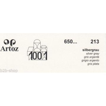 Artoz 1001 - 20 Stück Briefumschläge Quadratisch 135x135 mm - Frei Haus