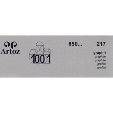 Artoz 1001- 20 Stück Tischkarten 100x90 mm - Frei Haus