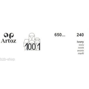 Artoz 1001- 20 Stück Doppelkarten Quadratisch 166x166 mm - Frei Haus