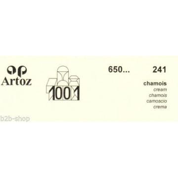 Artoz 1001- 20 Stück Einzelkarten DIN Lang 210x105 mm - Frei Haus