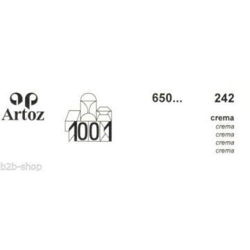 Artoz 1001- 20 Stück Tischkarten DIN A7 hd 131x103 mm - Frei Haus
