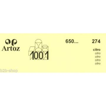 Artoz 1001- 20 Stück Doppelkarten DIN Lang hd 210x210 mm - Frei Haus