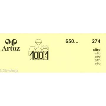 Artoz 1001- 20 Stück Einzelkarten DIN A4 297x210 mm - Frei Haus