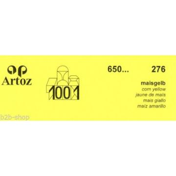 Artoz 1001 - 20 Stück Doppelkarten DIN B6 ld 338x120 mm - Frei Haus