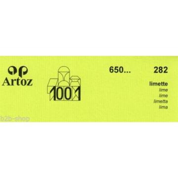 Artoz 1001 - 20 Stück Briefumschläge Quadratisch 175x175 mm - Frei Haus