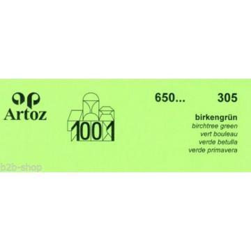 Artoz 1001- 20 Stück Einzelkarten DIN A6 148x105 mm - Frei Haus