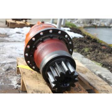 Drehwerksgetriebe  Linde GD 6, aus Atlas 1604LC