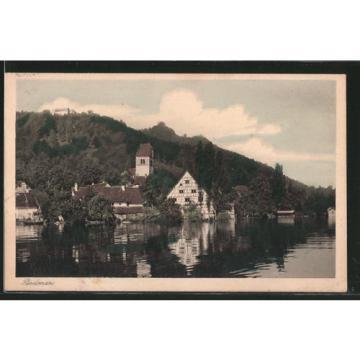 schöne AK Bodman-Ludwigshafen, Hotel-Pension Linde