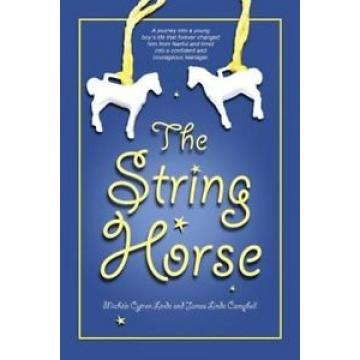 NEW The String Horse by Michele Cytron Linde Paperback Book (English) Free Shipp