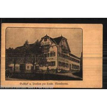 171.837 Moosbronn, Gasthof & Pension zur Linde