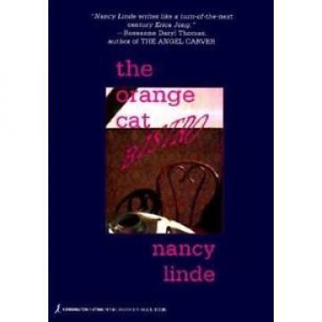 The Orange Cat Bistro by Nancy Linde (1997, Paperback)