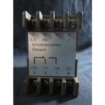 Linde AG N19739 Switch, Level for Comp E-340
