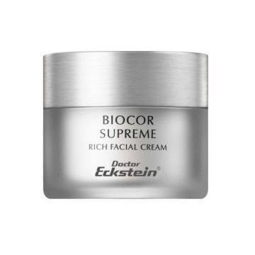 Dr. ECKSTEIN BioKosmetik, Biocor Supreme, für eine anspruchsvolle, reife Haut .