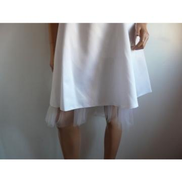 MAGNIFIQUE ROBE PANTY LINDE TAILLE XL BLANCHE   REF K 3222 ARTICLE NEUF C2