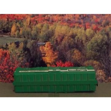 VINTAGE LIFE LIKE HO SCALE LINDE UNION CARBIDE BOX CAR LAPX #358 GREEN