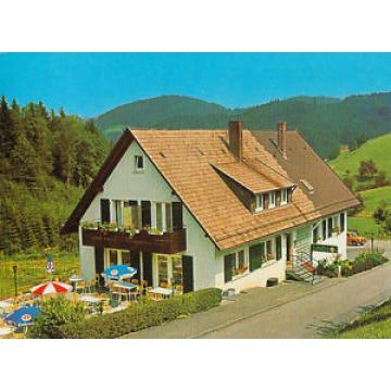 Alte Ansichtskarte Postkarte Obersexau Gasthaus zur Linde farbig 1976