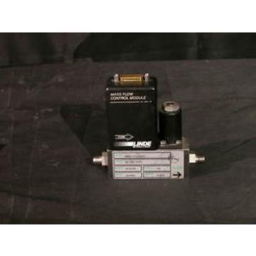 Linde Union Carbide 5C-202-4124 H2 Gas mass Flow Controller Control