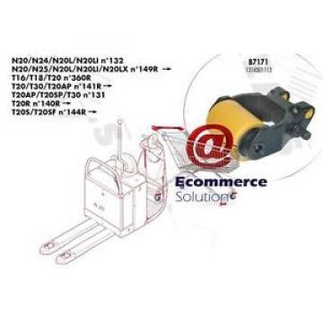 CHAPE COMPLETTE B7171 FENWICK LINDE N20 N24 N20L N20LI N°132 1318501113