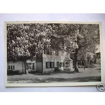 AK Gasthaus zur Linde Ebni 1954