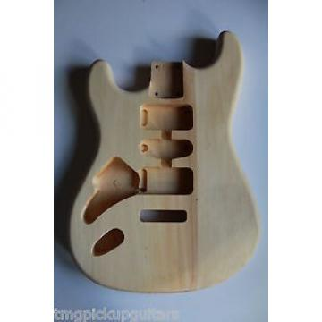 Rockit Modell Lefty Linkshänder replacement Body Korpus aus Basswood/Linde
