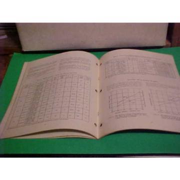 "VINTAGE ""LINDE"" ELECTRIC WELDING INSTRUCTIONS BOOKLET MANUAL METAL INERT GAS"