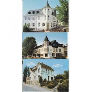 3  Ansichtskarten  RENGSDORF /Westerwald  u.a. Hotel Zur Linde ( .. 48 495 ) N