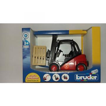 BRUDER MULETTO LINDE 2511