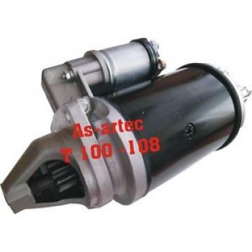 Anlasser für Gabelstapler Linde H 20D - H 40D, LUCAS ELEKTRIK