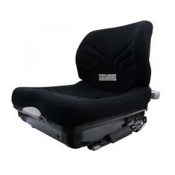 Grammer MSG 20 Textile Forklift Construct Vehicle Seat Clark Linde Bobcat Toyota