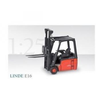 Conrad 2796 LINDE E16/X38 ELECTRIC FORKLIFT 1/25 Modellino