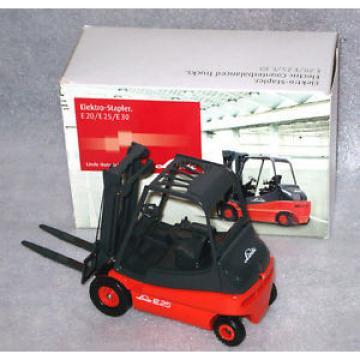 NEW DESIGN Linde E25 forklift fork lift truck MiB