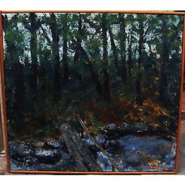Hanna Brundin 1914-2000, Trabilla la mayor parte Linde del bosque, para 1960/70
