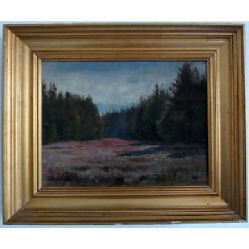 La mayor parte Linde del bosque, Rudolf Bissen (1846 – 1911)Romántico, 1874