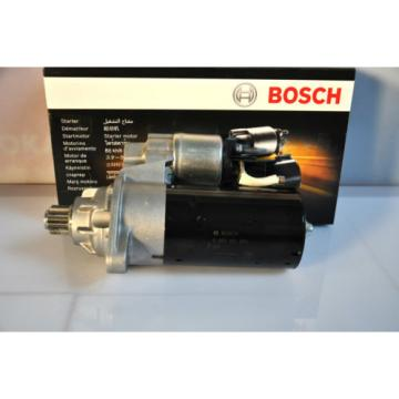 BOSCH ANLASSER STARTER 0001125605 VW VOLKSWAGEN T5 TRANSPORTER V