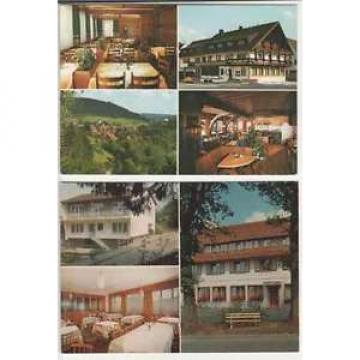 """2  Ansichtskarten  Motiv  GLATTEN /Schwarzwald  u.a. """"Zur Linde"""" (.. 25 932)"""