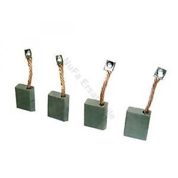 Kohlebürsten für Linde Gabelstapler, Hubwagen 35 x 25,5 x 10 mm