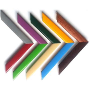 Bilderrahmen Fotorahmen Massivholz Linde in der Größe 20x60 und Farbvarianten
