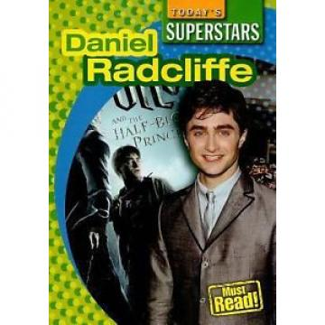 Daniel Radcliffe (Today's Superstars. Second Series) by Barbara M. Linde
