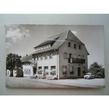 Ansichtskarte Höhenluftkurort Wintersportplatz Dobel Gasthof Metzgerei Linde