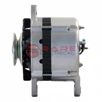 NEW ALTERNATOR LINDE FORKLIFT H30 YANMAR 4TNV94L ENGINE LR160-743B 129900-77210