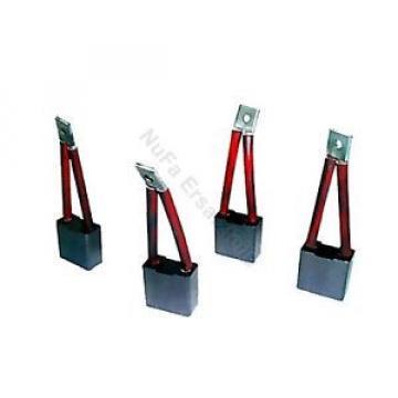 Kohlebürsten für Linde Gabelstapler, Hubwagen 24 x 24,5 x 12,5 mm