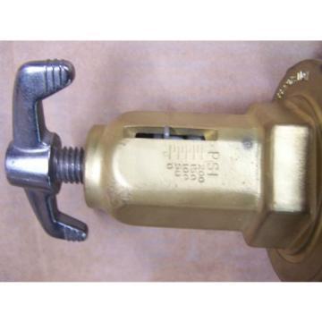 Union Carbide Corp. BRASS Gas/Oxygen Regulator Linde Division