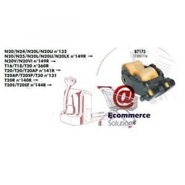 CHAPE COMPLETTE DOUBLE GALET B7173 FENWICK LINDE T16 T18 T20 N°360R 1318501114