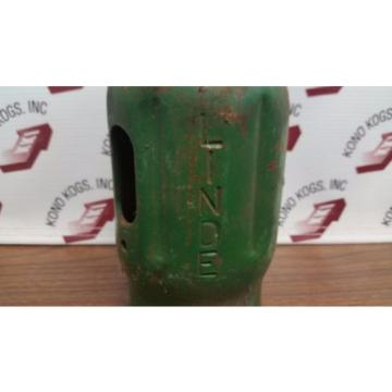 Linde Oxygen/Acetylene Tank Screw-On Cap - Lot #6