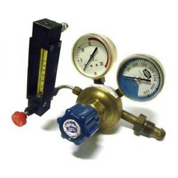 UNION CARBIDE CORP. LINDE SG-9048-0 GAS PRESSURE REGULATOR